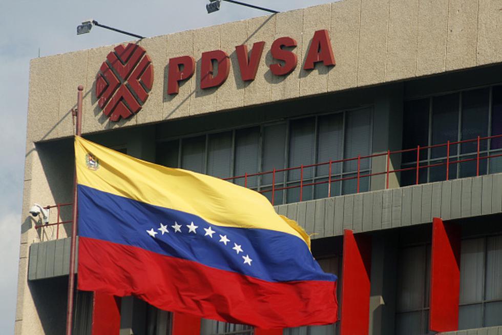 Se estima que 80% de la liquidez por ventas de crudo proviene de exportaciones a EE.UU., pues los envíos a aliados de Maduro como Rusia o China son para pagar deudas. (Getty)