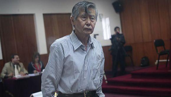 Alberto Fujimori fue condenado a 25 años por los casos Barrios Altos y La Cantuta. (USI).