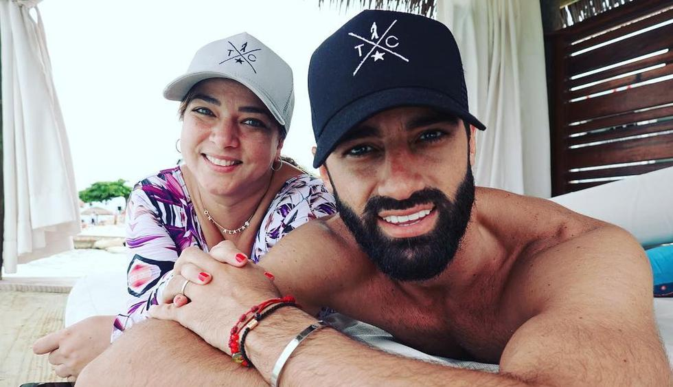 """Toni Costa, esposo deAdamari López, reveló que la actriz """"está mucho mejor y va todo superbién"""". (Foto: @adamarilopez)"""