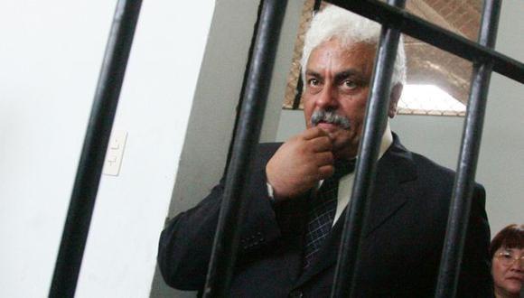 Benedicto Jiménez trata de anular su detención. (USI)