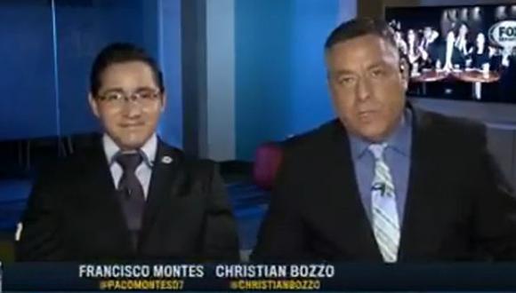 Periodista chileno abandonó set de Fox Sports porque solo se hablaba de Lionel Messi. (Fox Sports)