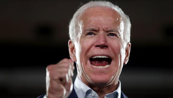 Joe Biden es el demócrata más rico de los principales candidatos presidenciales. (AP)