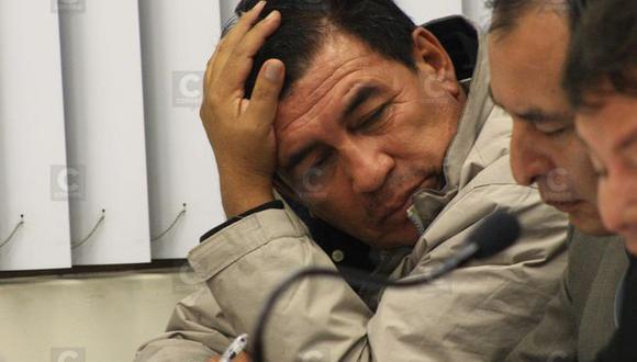 Pepe Julio Gutiérrez se encuentra, de momento, no habido. La sentencia se leerá este 29 de enero.