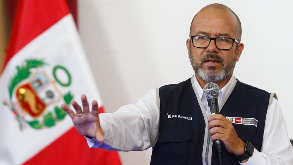 Exministro de Salud Víctor Zamora será consultor de la PCM
