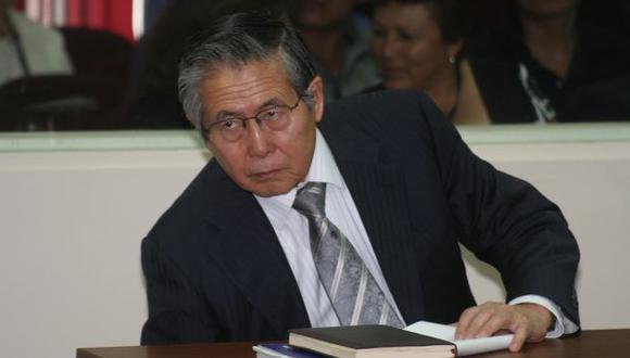 Bancada fujimorista descartó presentar proyecto de ley que favorezca a Fujimori. (Difusión)