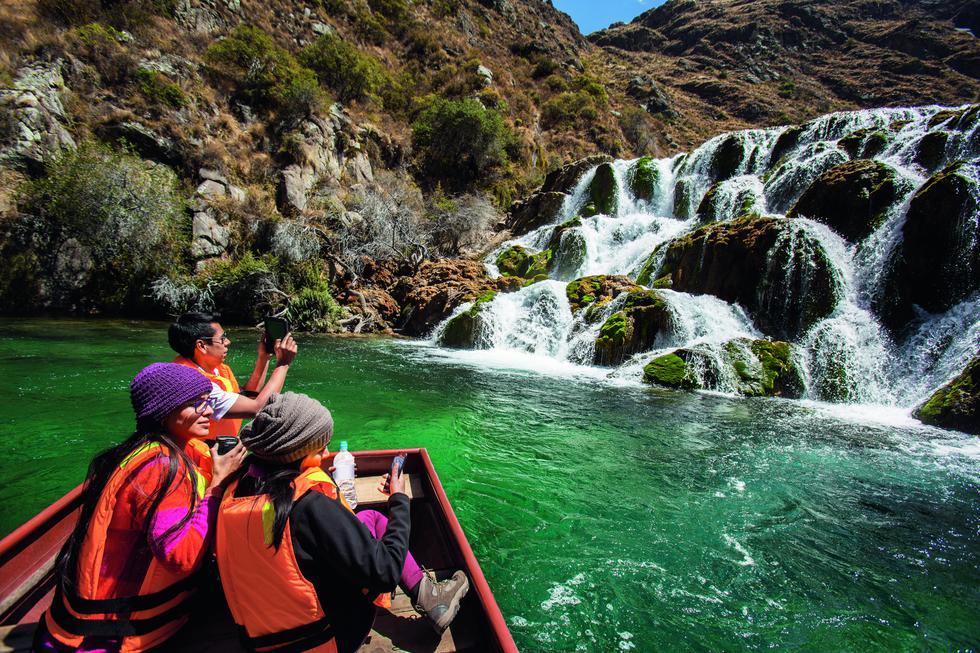 Huancaya te ipnotizará con sus espectaculares lagunas. (Foto: PromPerú)