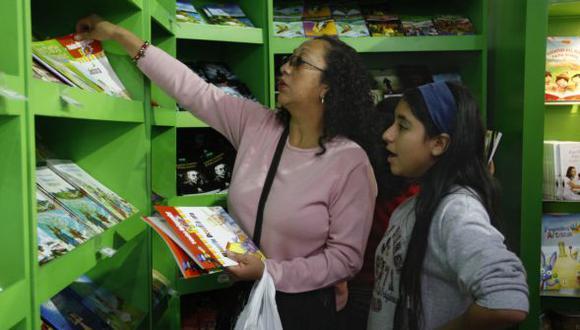 Feria del Libro Ricardo Palma: Estas son las actividades infantiles para este fin de semana.(USI)