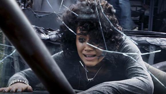 """Nathalie Emmanuel se convirtió en Ramsey, una muy hábil hacker, en """"Rápidos y furiosos"""". (Foto: Universal Studios)"""