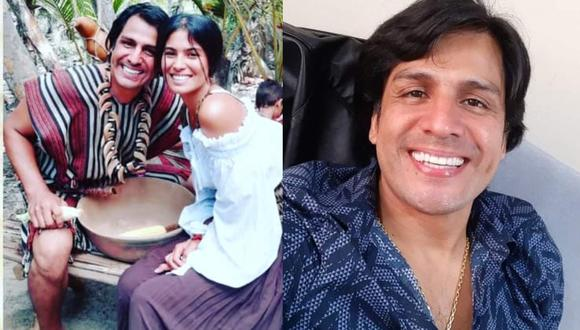 El actor peruano viene desarrollándose como actor en el extranjero, por ese motivo, viaja constantemente para participar en casting y trabajar en otras producciones.
