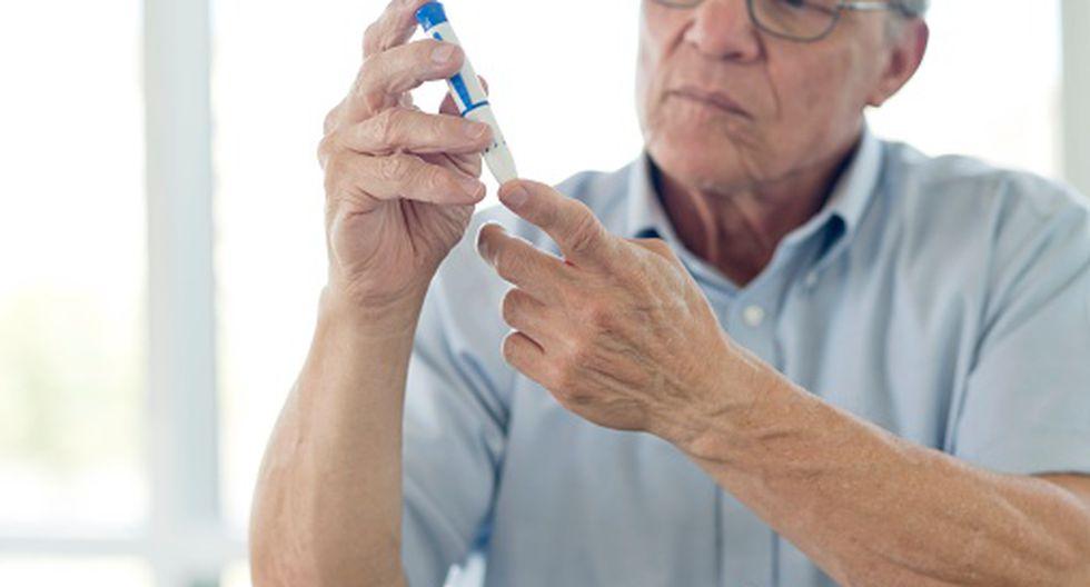 diabetes en adulto mayor