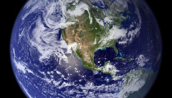 Planeta Tierra (NASA)
