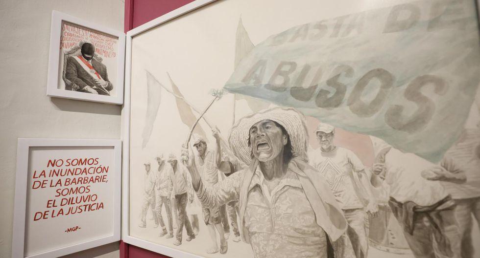 Libertad d'escribir: un homenaje a Manuel González Prada [Exposición]