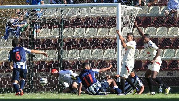 Polémica por gol legítimo anulado a los huanuqueños. (USI)