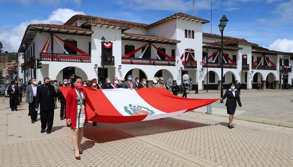 Fotografía en conmemoración al Bicentenario del Perú (Foto: Facebook Bicentenario Perú)