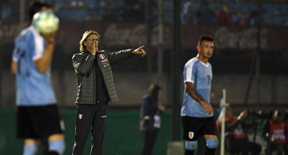Gareca tiene contrato con la FPF hasta el final de las Eliminatorias a Qatar 2022. (Foto: AFP)