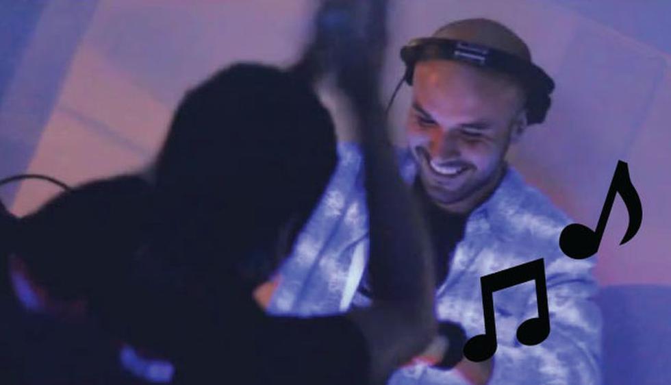 Víctor Varela ha apostado por la fusión de la música electrónica y los sonidos peruanos. (Facebook Vitu)