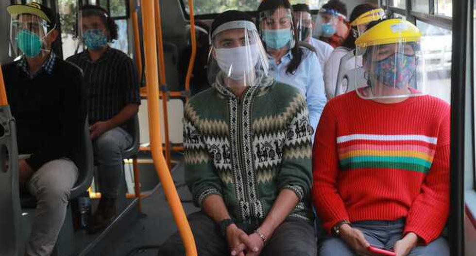 Piura: entregarán 50 mil protectores faciales a transportistas y usuarios en Sullana