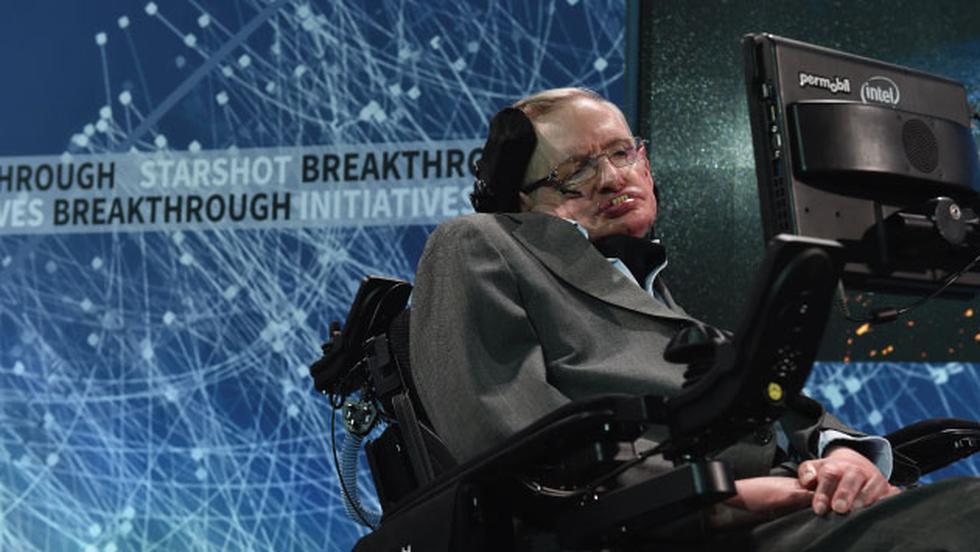 Stephen Hawking superó el millón de seguidores en Weibo (AFP)
