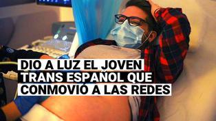 Conoce la historia de Rubén Castro, el hombre trans embarazado en España que conmovió a las redes