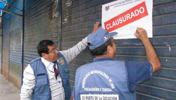 Municipalidad de Lima realizó operativo por Fiestas Patrias en Mesa Redonda. (Difusión)