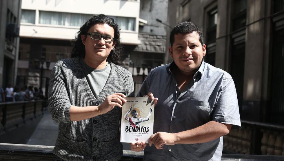 'Benditos. 13 historias no aptas para incrédulos (César Campos/Perú21).
