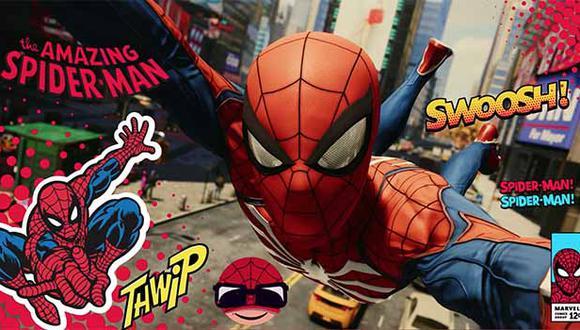 Marvel's Spider-Man se lanzará en PS4 el 7 de setiembre en exclusiva para PS4.