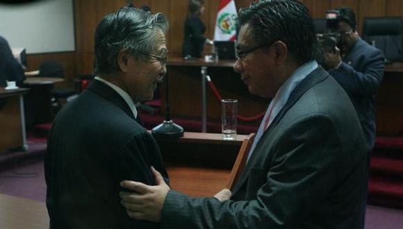 Precisó que el informe médico fue motivado por solicitud de justicia de Chile. (USI)