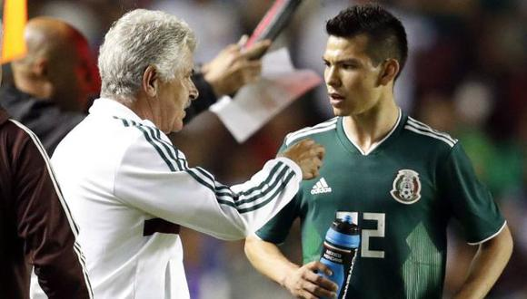 México jugará con Argentina en Córdoba y Mendoza. (Foto: AP)