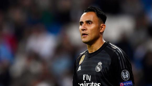 La confesión de Keylor Navas por convertirse en suplente de Real Madrid. (Foto: AFP)