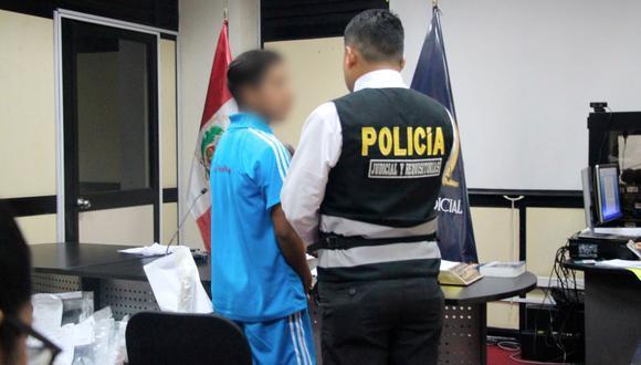 Menor permanecerá recluido durante 36 meses en el centro juvenil ex Maranguita. (Poder Judicial)
