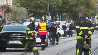 Francia: Tres muertos por ataque con cuchillo en iglesia