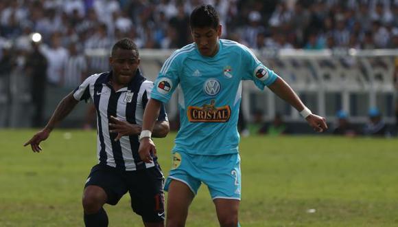 Sporting Cristal y Alianza Lima jugarán este domingo en el Estadio Nacional. (Perú21)