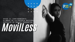 Desde el confinamiento: ENSB presenta MovilLess