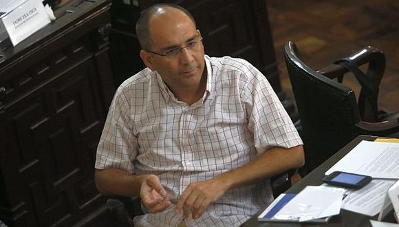 PPC evalúa suspensión de Pablo Secada. (César Fajardo)