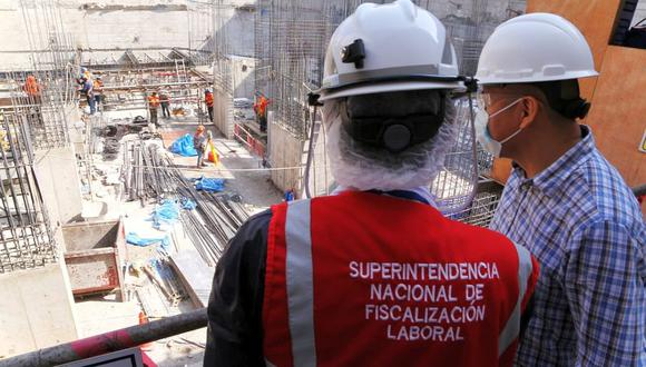 En lo que va del año, la cifra de trabajadores formalizados supera a lo registrado durante todo el 2020, informó la Superintendencia Nacional de Fiscalización Laboral (Sunafil). (Foto: Archivo GEC)