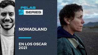 Nomadland la favorita de los Oscar 2021