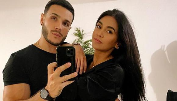 Vania Bludau y Mario Irivarren mantienen una relación desde hace diciembre del año pasado. (Foto: Instagram @vaniabludau / @marioirivarren).