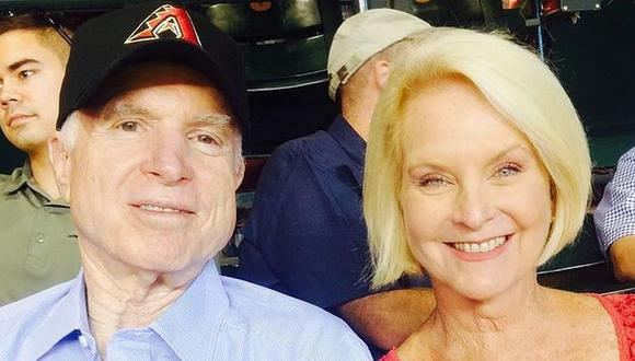 John McCain tendrá una película biográfica impulsada por sus familiares. (Foto: @senjohnmccain)