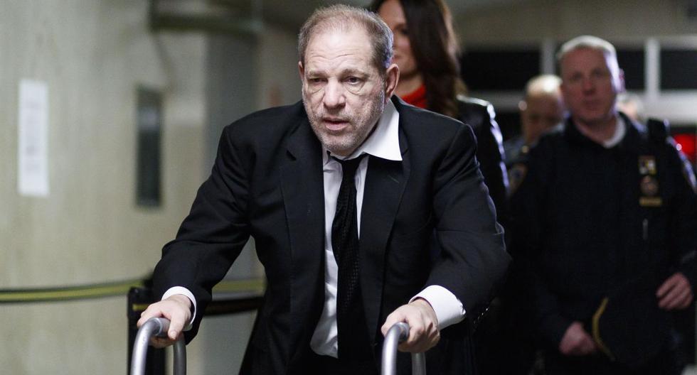 El magistrado ha previsto que el 22 de enero comiencen los argumentos orales de apertura, por lo que hasta entonces resta la complicada tarea de conformar un jurado de doce personas que tanto la Fiscalía como la defensa de Weinstein consideren imparciales. (Foto: EFE)