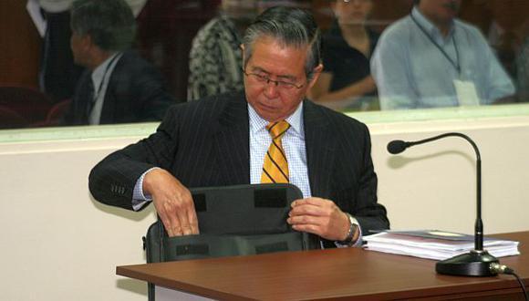 Fiscalía pide 8 años de cárcel para Fujimori. (USI)