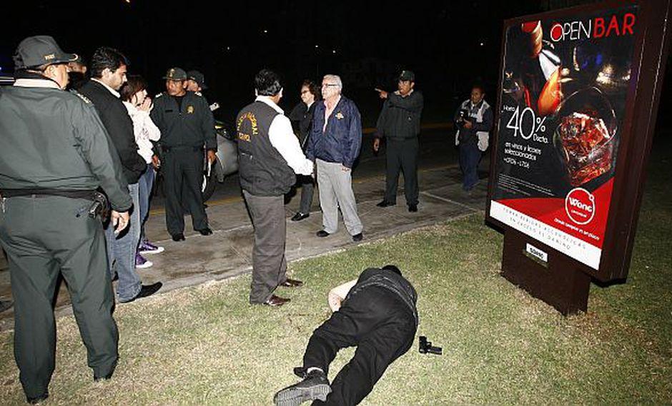 Todavía no se sabe a ciencia cierta cuál fue el motivo que llevó a Fernando Monje a matarse. (USI)