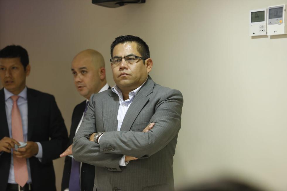 Fiscalía desistió de pedir prisión preventiva para Gabriel Prado. (Fotos: Piko Tamashiro)
