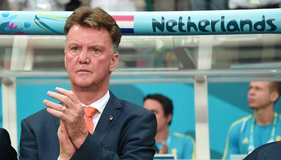 Van Gaal, anunciado como nuevo DT de la selección neerlandesa. (Foto: Agencias)
