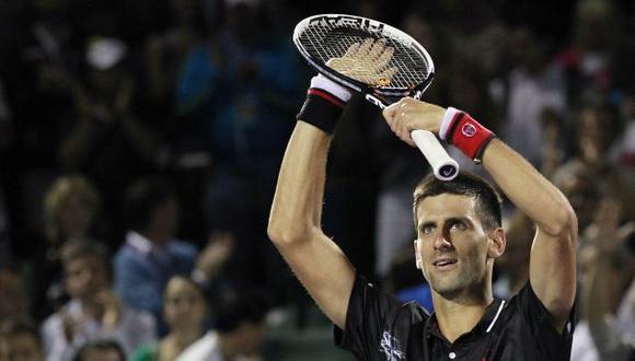 El serbio superó al español David Ferrer. (Reuters)