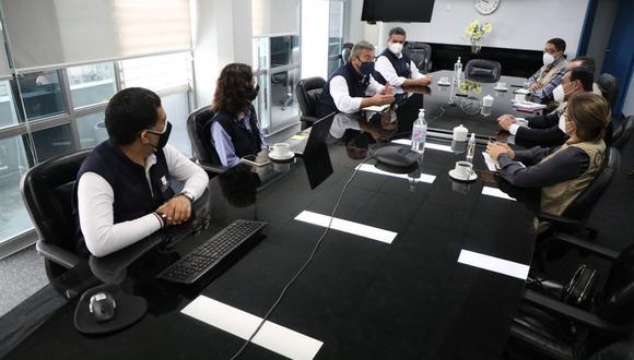 La Misión de Observación Electoral de la OEA dio a conocer su informe preliminar sobre las Elecciones 2021 llevadas a cabo el pasado 11 de abril. (Foto: ONPE)