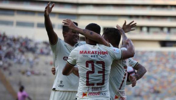 Universitario encontró a niño que tuvo una efusiva celebración de gol. (Foto: Universitario de Deportes)