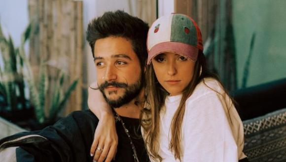 Camilo y Evaluna Montaner suelen ser noticia por sus demostraciones de amor. (Foto: @camilo)