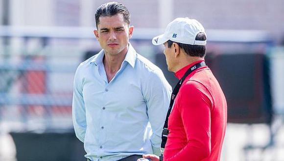 Alberto Marrero fue diagnosticado con coronavirus el 17 de marzo. (Foto: Atlético San Luis)