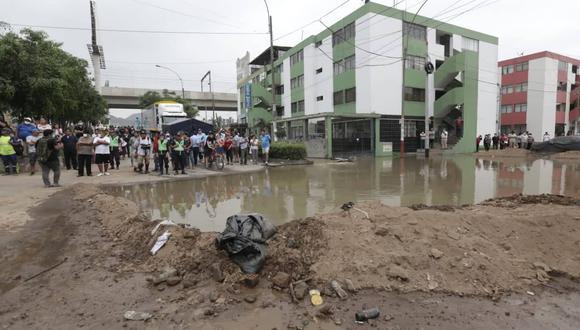 El apoyo económico se concretará próximamente mediante un decreto de urgencia. afirmó el Ministerio de Vivienda, Construcción y Saneamiento.(Foto: Anthony Niño de Guzmán / GEC)