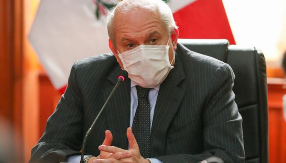 Pedro Cateriano dispondrá de dos horas y media para exponer la política general de gobierno ante el Pleno. (Foto: Presidencia)